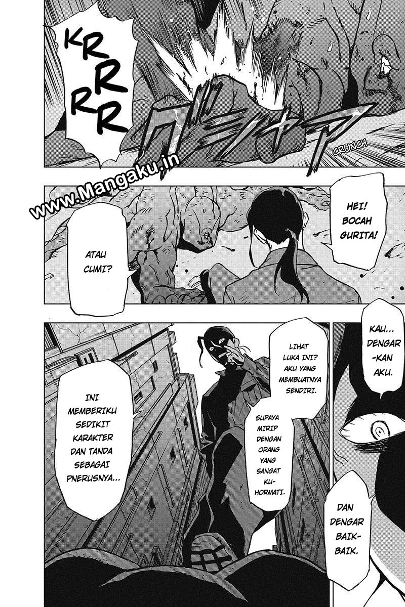 Boku no Hero Academia Illegal Chapter 41-15