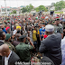 Photos: Repentant ex militants in Imo state surrender their weapons to Governor Rochas Okorocha, granted amnesty