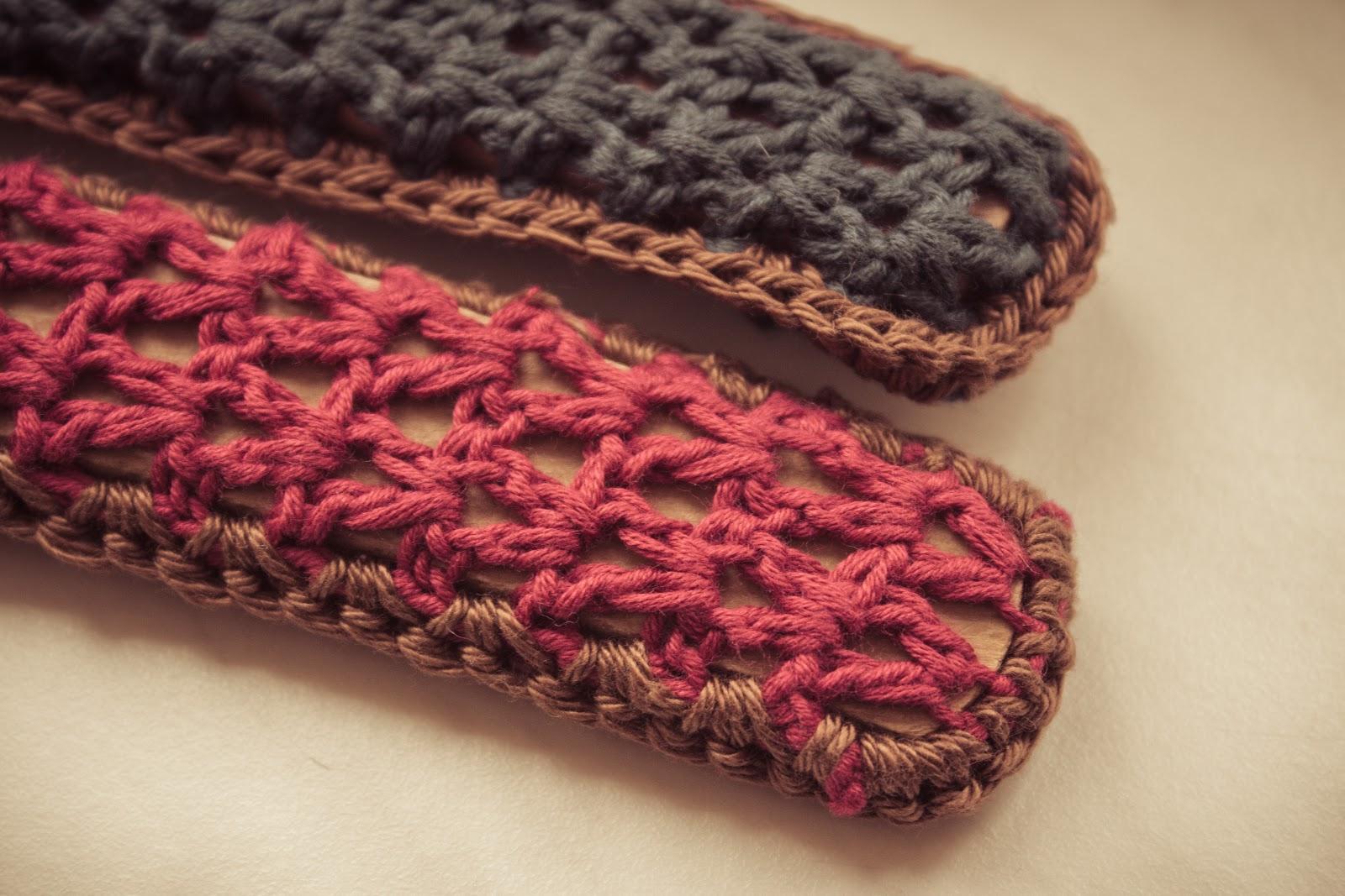 crochet hanger diy