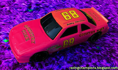 Bobby Hamilton #68 Country Time Oldsmobile pink NASCAR Racing Champions 1/64 diecast blog