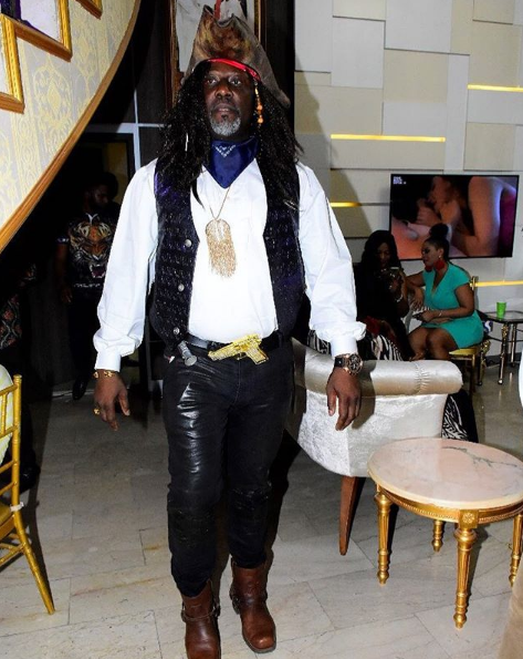 Dino Melaye shares more photos from his Pirates of the Caribbean' themed birthday party