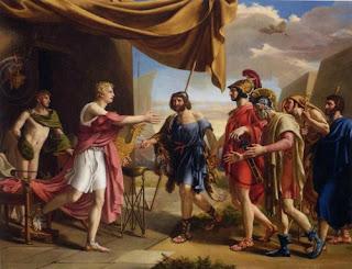 Παλαμήδης: Ο στρατηγός του Τρωικού πολέμου που λιθοβολήθηκε άδικα ως προδότης