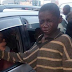 Street Kid Approaches Car To Beg For Money, But When He Looks Inside He Bursts Into Tears.