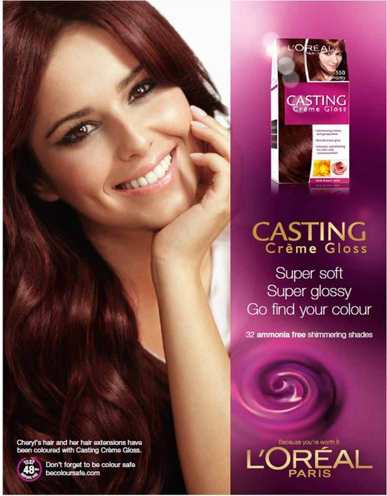 Calling All Beauty Lovelies Hair Care Fanatics And Cheryl Cole Fans Alike L Oreal