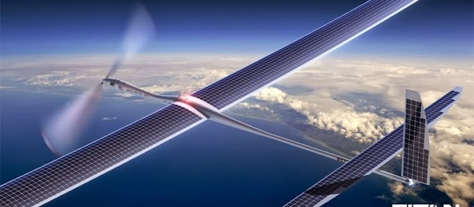 Solar Powered UAVs To Replace Satellites