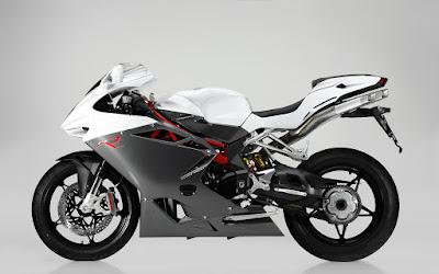 MV Agusta F4 RR sport motorcycle