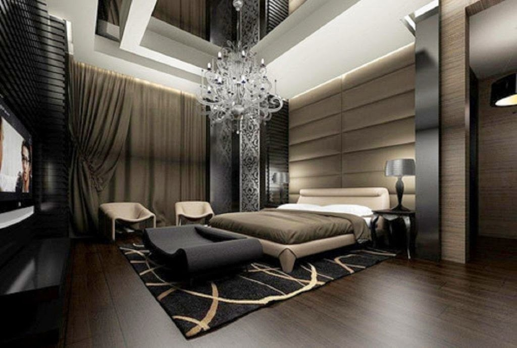 Luxury Bedrooms Designing Ideas