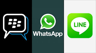 4 Aplikasi Chat Android Yang Popular