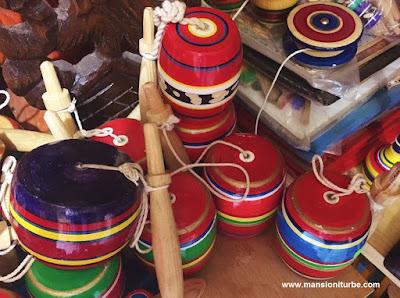 Juguetes Tradicionales en Michoacán