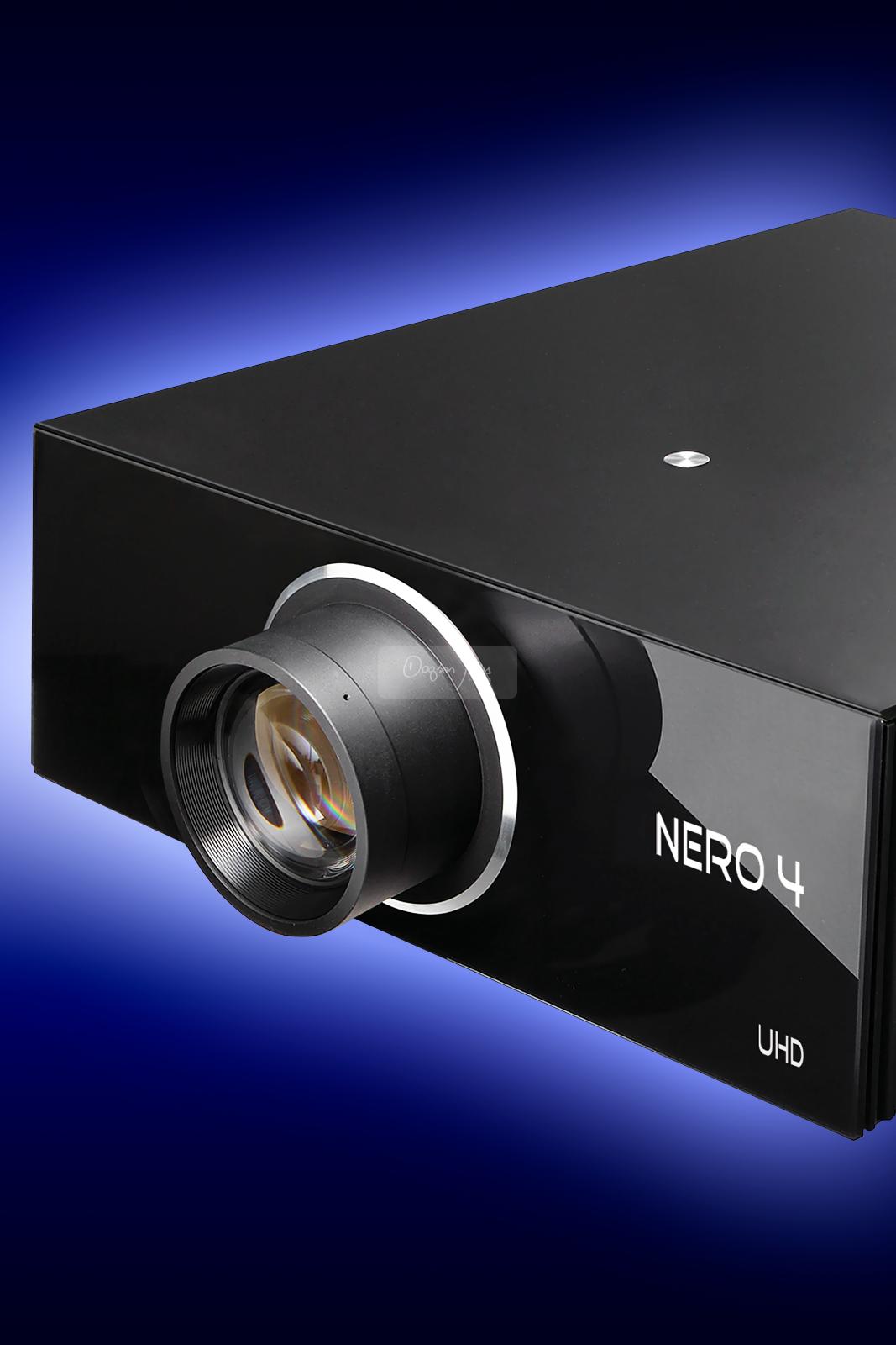 SIM2 NERO$ UHD - O melhor projetor 4k para sua sala de home cinema | Dagson Sales Projetos