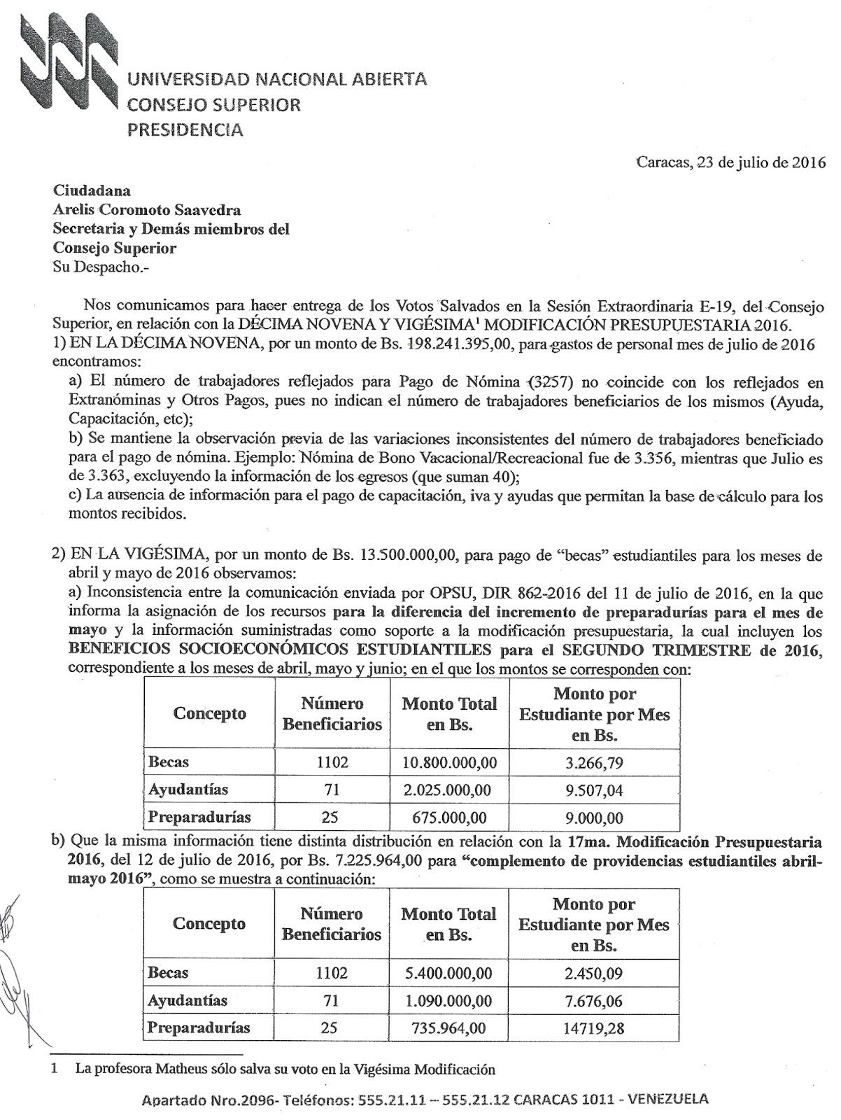 Representaci n del mppeuct en el consejo directivo de la - Cuanto cobra arquitecto por proyecto ...