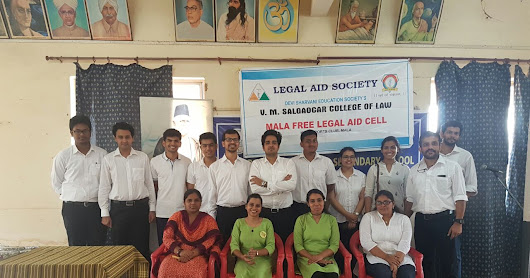 Legal Literacy Program at Mala Free Legal Aid Cell