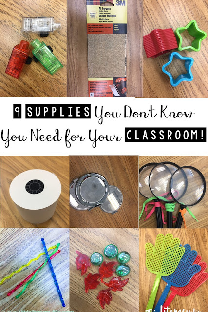 Buying school supplies is always fun, but these 9 supplies will change your classroom forever!