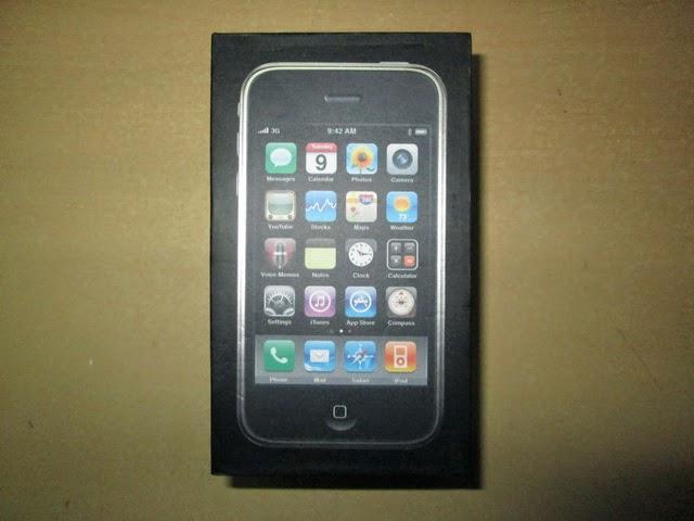 Dus iPhone 3GS Seken