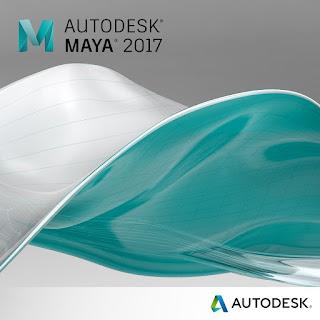Autodesk Maya 2017 64Bit โปรแกรมทำอนิเมชั่น 3มิติ ขั้นสูง