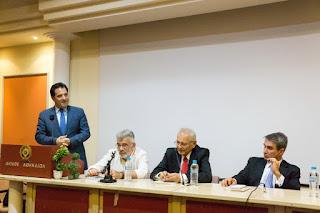 Ο Άδωνης Γεωργιάδης μιλάει για το βιβλίο