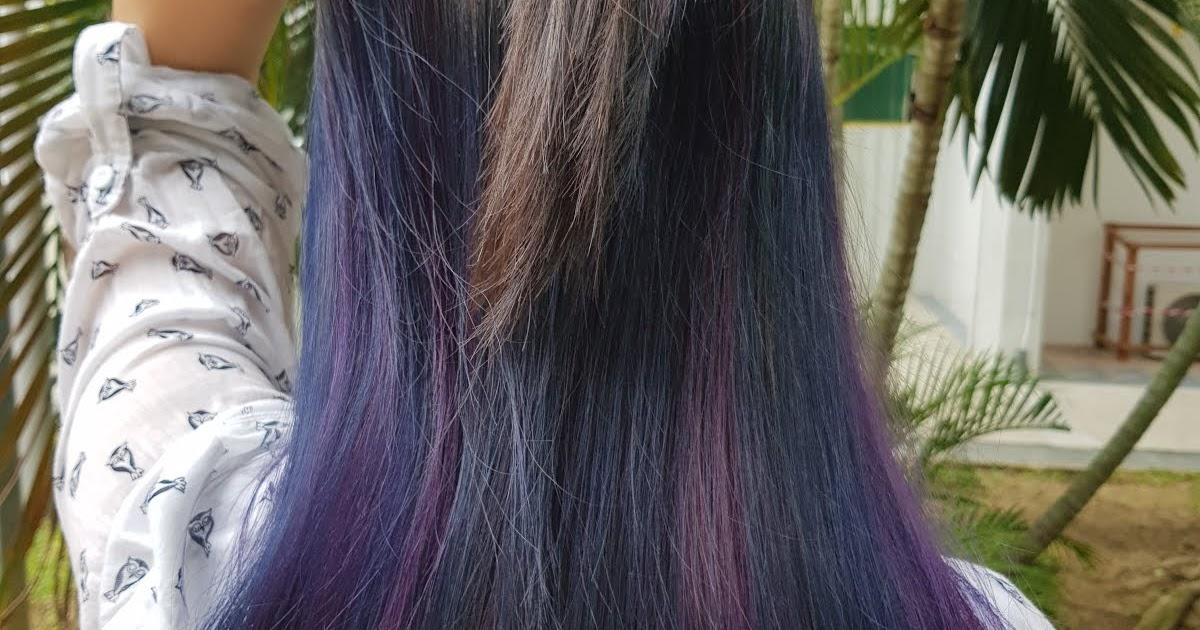 Hair Dye 3 Zest Hair Salon Holiday Plaza Jb