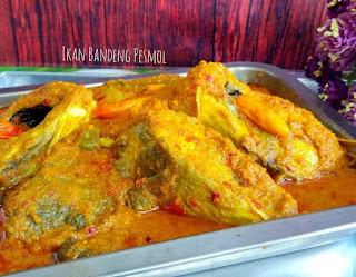 Resep Ikan Bandeng Pesmol Ala Restoran By @wwiinnddyy