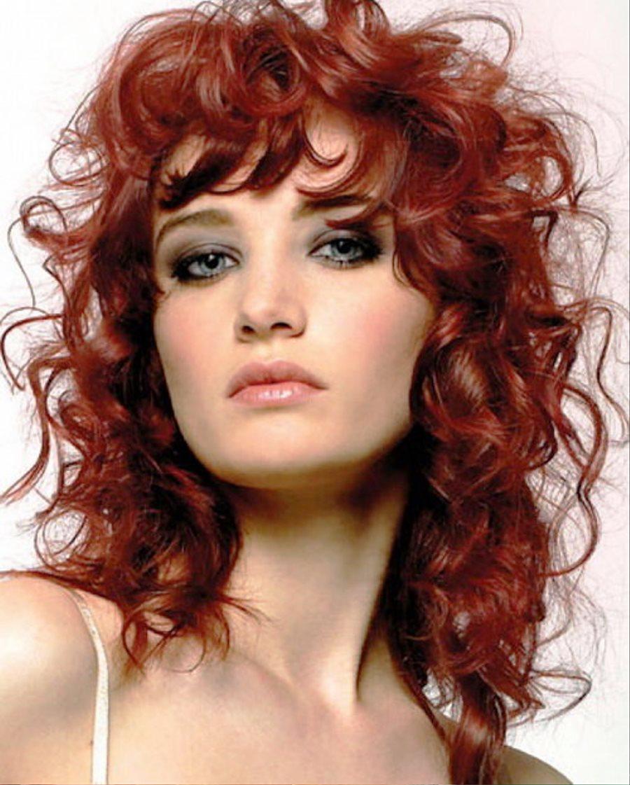 página web bisexual cabello rojo