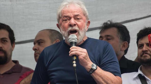 Lula es el candidato más popular para ganar las elecciones de Brasil