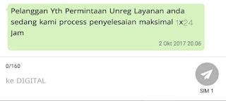 bisa jadi nomor sahabat terdaftar di salah satu  Cara Unreg/Berhenti Dari Semua Layanan SMS Penyedot Pulsa Yang Tidak Jelas Untuk Telkomsel, Indosat, XL dan AXIS