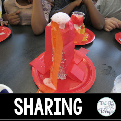 STEM Quick Challenge: Make a volcano model!