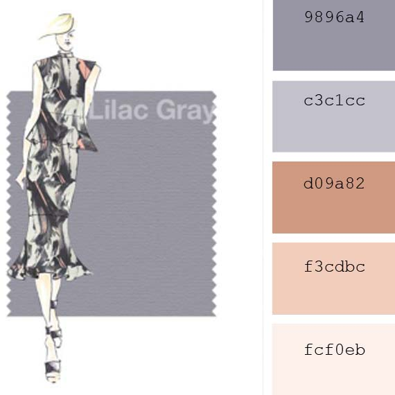 pantone fashion colors spring 2016 lilac grey and apricot