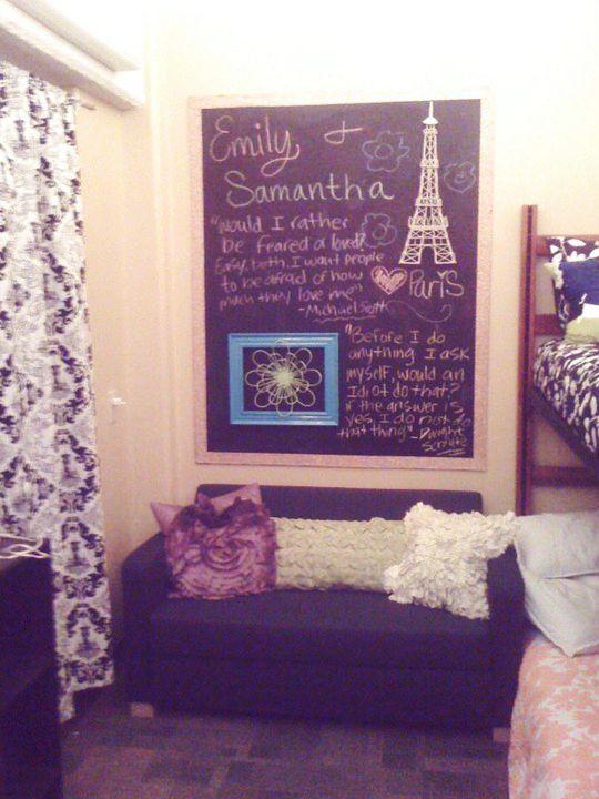 Hopeful Wandering How To Create A Cute Dorm Room Look