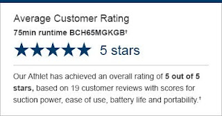 bosch athlet customer reviews