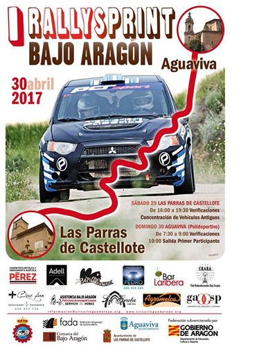 I RallySprint Bajo Aragón