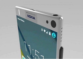 (HOT)Could This Be Next Nokia Powered Android Device?