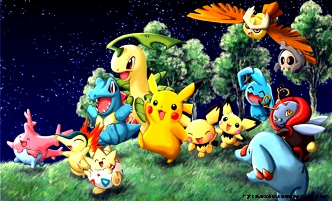 Cute Downloadable Wallpapers Pokemon Wallpaper Hd High Definitions Wallpapers