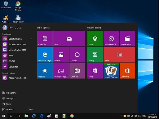 Windows 10 Original Wallpaper: HD Wallpaper Windows 10 Original Editan