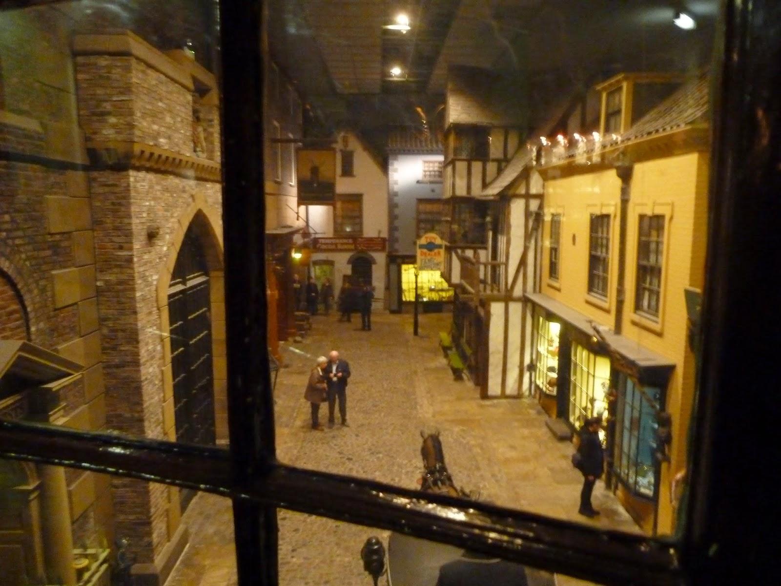 Visiting York Castle Museum parking