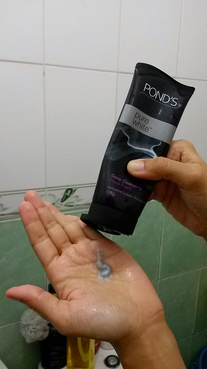 Ponds Activated Carbon