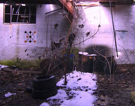 Escape From Abandoned Milk Depot