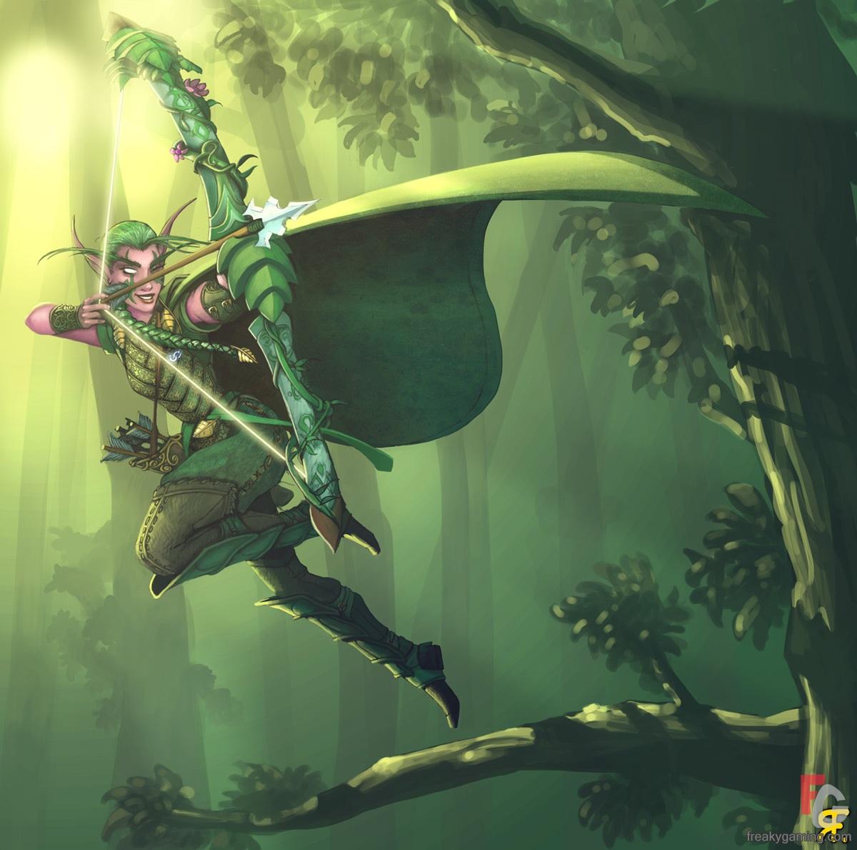 Elf Hunter 89