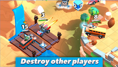 Crash of Cars Mod Apk Android