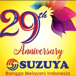 Lowongan Kerja di SUZUYA Shopping Center Banda Aceh