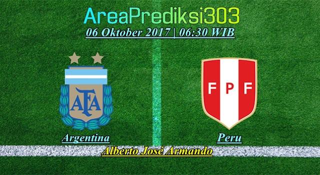 Prediksi Skor Argentina vs Peru