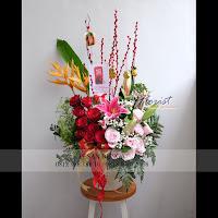 Toko Bunga Dijakarta, Jual bunga meja Imlek, Bunga Meja Murah Jakarta,