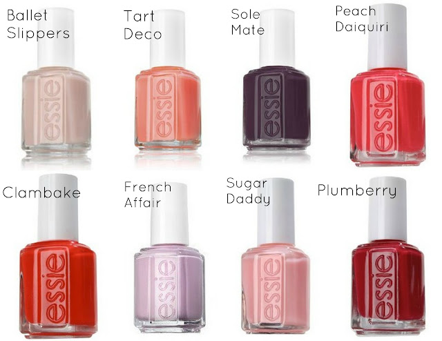 Image result for essie nail colors
