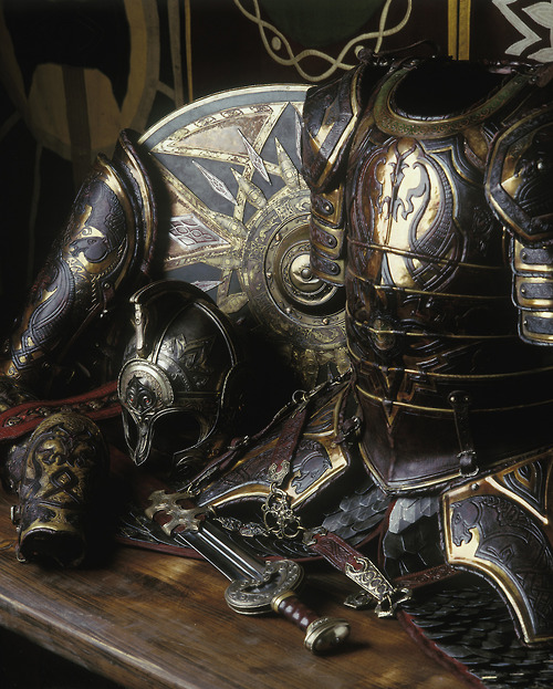 A Turn About The Room: Armor.  A Turn About Th...