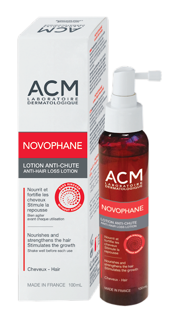 novophane anti-hair loss lotion
