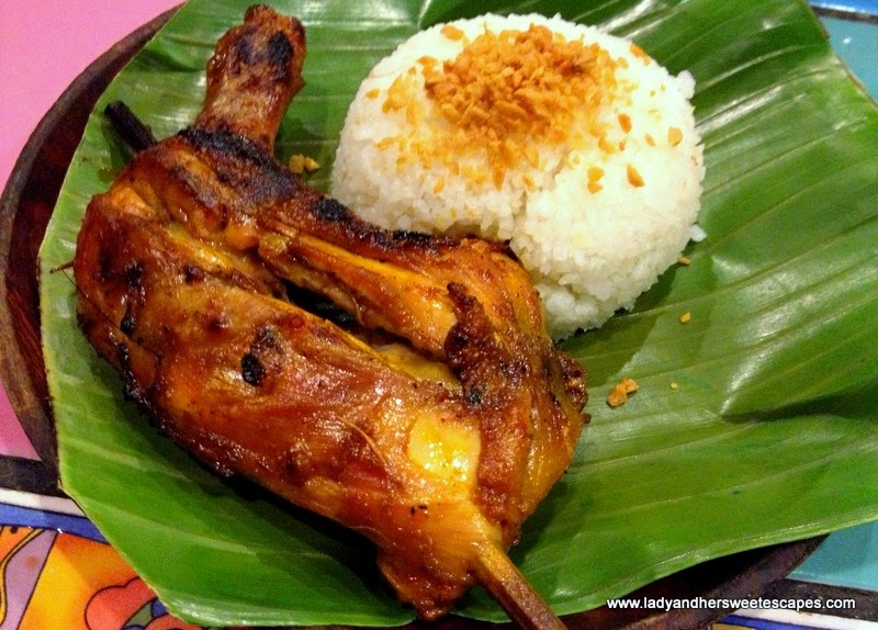 Bacolod Chicken Inasal at Chicken House