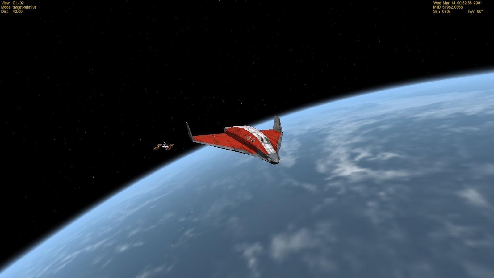 orbiter space flight simulator - photo #27