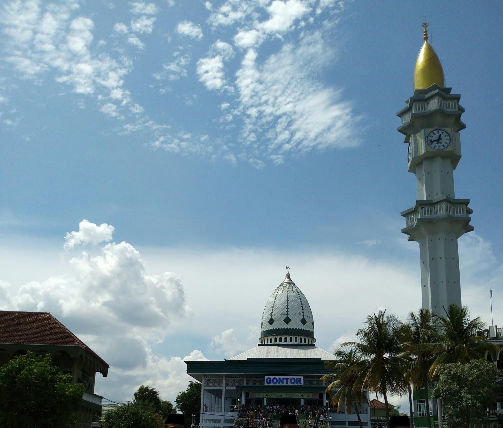 Masjid Gontor Nusagates