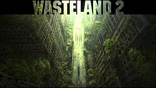 Wasteland 2 Cover Wallpaper