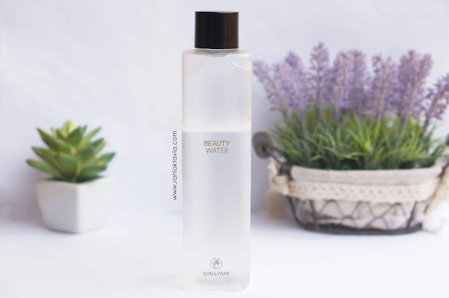 Review Son and Park Beauty Water