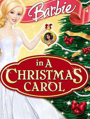 Barbie in A Christmas Carol Film In Engleza